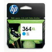 HP 364XL Cyan Ink Cartridge Use in selected Photosmart printers