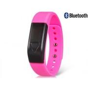 Bratara Fitness Smartband Bluetooth BT-I5 Roz