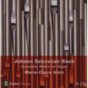 J.S. Bach - Complete Organ Works (0825646990283) (15 CD)