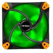 Antec LED Fan Cooling True Quiet 120 Green Green