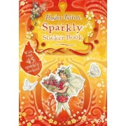 Flower Fairies Sparkly Sticker Book by Cicely Mary Barker