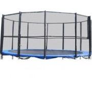 Trambulin biztonsági háló , védőháló 457 -460cm 15'
