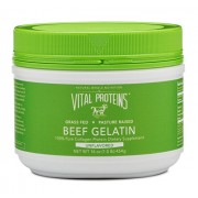 Vital Proteins Collagen Protein, Pasture-Raised, Grass-Fed, Non-GMO, Beef Gelatin (16 oz)