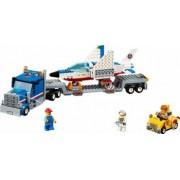 Set De Constructie Lego City Transportor Avioane