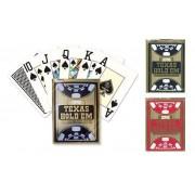 Copag Texas Holdem jumbó indexes plasztik póker kártya