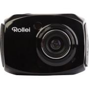 "Rollei Racy Full-HD - Videocámara deportiva HD 720p (5 Mp, 720p HD, pantalla de 2.4"", 1x, CMOS), negro"