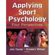 Applying Sport Psychology by Jim Taylor