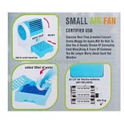 Air Conditioning Mini Perfume Turbine Fan