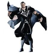 Blackest Night: Black Lantern Earth - 2 Superman Action Figure