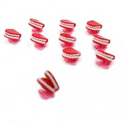 Dazzling Toys Wind Up Walking Babbling Teeth 6 Pack
