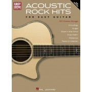 Acoustic Rock Hits For Easy Guitar