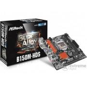 Placă de bază ASRock B150M-HDS s1151
