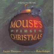 Mouse's First Christmas by Thompson