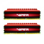 Memorie Patriot Viper 4 16GB (2x8GB) DDR4 3000MHz 1.35V CL16 Dual Channel Kit, PV416G300C6K