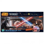 Star Wars Panoramic Photomosaics 750 Piece Duel On The Death Star Jigsaw Puzzle