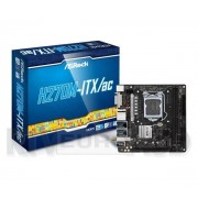 ASRock H270M-ITX/ac - Raty 10 x 49,90 zł