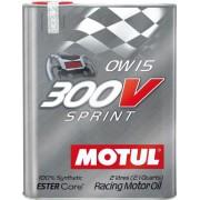 MOTUL 300V Sprint 0W15 2 litri
