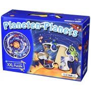 Xxl Lernpuzzle Planeten Board Game