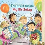 The Night Before My Birthday by Natasha Wing