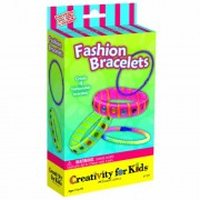 Creativity For Kids Activity Kits-Fashion Bracciali (makes 4)