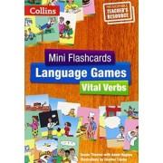 Mini Flashcards Language Games: Vital Verbs Kit by Susan Thomas