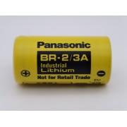 Panasonic BR 2/3A Industrial litiu 3V 1200mAh BR17335