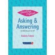 Speaking English: Asking & Answering by Daniela Fabrizi