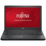 Laptop Fujitsu Lifebook A557 Kabylake 15.6 inch Intel Core i5-7200U 2.5 GHz 8GB DDR4 256GB SSD Black Free Dos