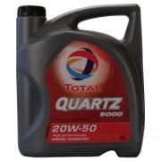 Total Quartz 5000 20W-50 4 Litros Bidón