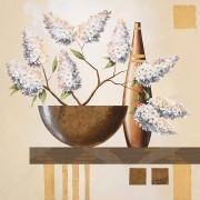 Canvas foto Vase Mood II 50x50cm, Pro Art
