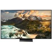 "Televizor LED Sony 190 cm (75"") KD75ZD9BAEP, Ultra HD 4K, Smart TV, 3D, Android TV, WiFi, CI+"