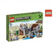 Lego minecraft avamposto deserto 21121