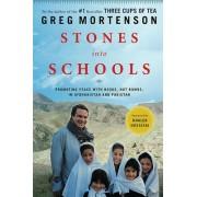 Stones Into Schools by Greg Mortenson