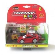 Modèle Réduit Ferrari Kids : F40 Rouge Avec Accessoires