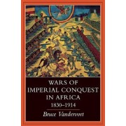 Wars of Imperial Conquest in Africa, 1830-1914 by Bruce Vandervort