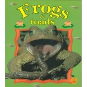 Frogs and Toads by Bobbie Kalman