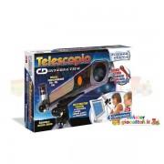 Clementoni Telescopio Interactive