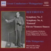 L Van Beethoven - Symphony No.5 & 6 (0636943186121) (1 CD)