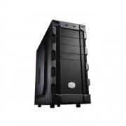 Skrinka CoolerMaster miditower K280, ATX, black, USB3.0, bez zdroja