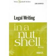 Legal Writing in a Nutshell by Lynn Bahrych