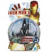 Marvel Iron Man 3: War Machine Motorized Battle Charger