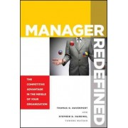 The Manager Redefined by Thomas O. Davenport