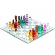 Rainbow Colour Chess Small