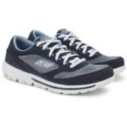Skechers GO WALK-VERVE Walking Shoes(Navy, White)