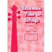 Ensemble Time for Strings, Bk 1 by Merle Isaac