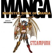 The Monster Book of Manga Steampunk by Jorge Balaguer