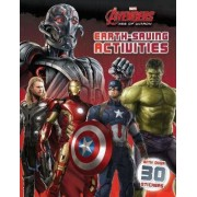 Marvel Avengers Age of Ultron Earth-Saving Activities by Parragon Books Ltd