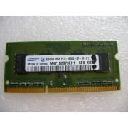 Memorie DDR3 1GB Samsung 1R8 PC3-8500S-07-10-B1