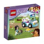 LEGO Friends - Ambulancia veterinaria (41086)