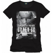 Tricou - Star Wars - Order 66